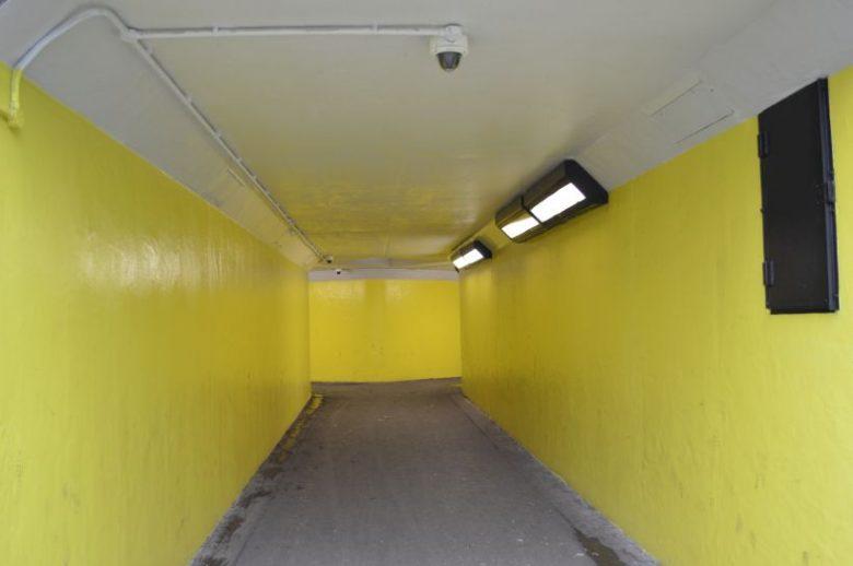 Subway re-coatings