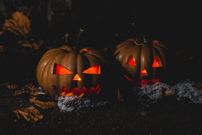Halloween Pumpkin Spooky Buildings