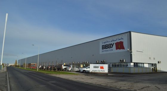 Bibby Distribution, Scunthorpe