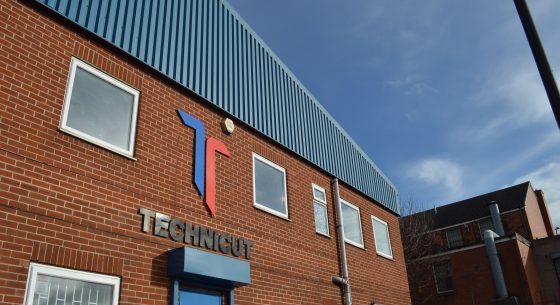 Technicut Re-coating Cladding