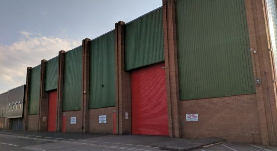 Fox Moving & Moving Cladding Re-Coating