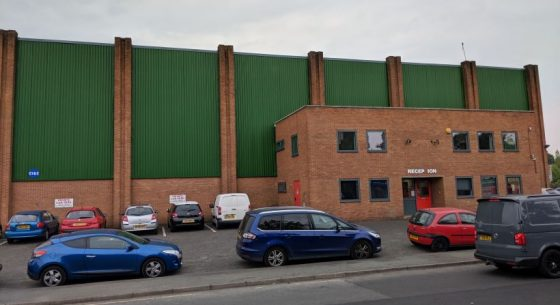 Fox Moving & Moving Metal Cladding Re-Coating