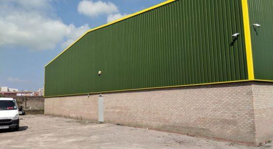 External Facade Refurbishment Toyvend