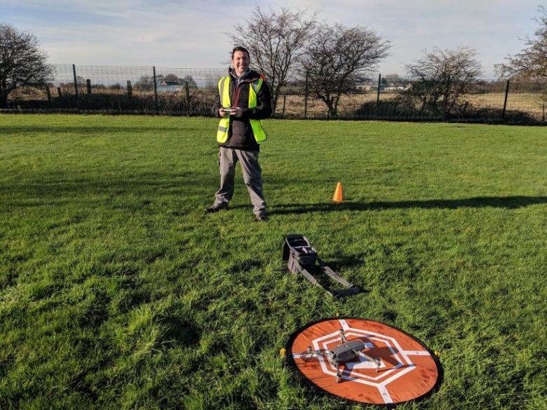 Mike Drone Site Survey