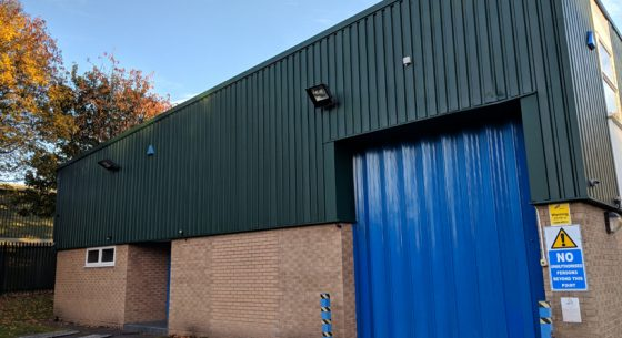 Dutchwest Distribution, Haltwhistle, Northumberland
