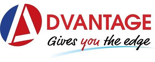 Advantage system logo