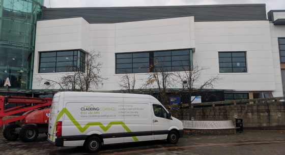 Retail Unit Glasgow Refurb