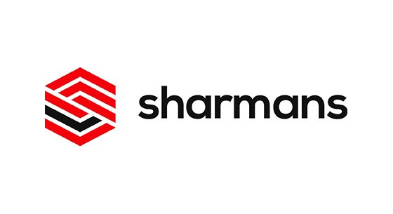 Cladding Coatings systems Sharmans logo