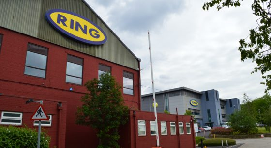 Ring Automotive Before against new build