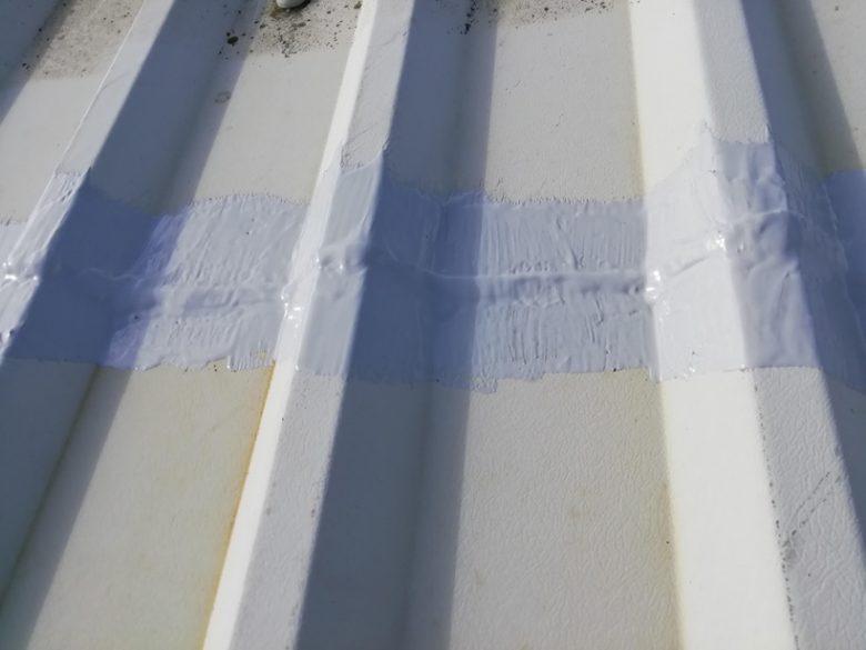 IAC Sunderland Cut edge corrosion repair