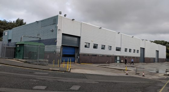 IAC Sunderland Unit Front Refurbishment Complete