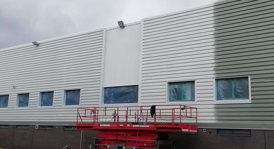 Wall Cladding Coating