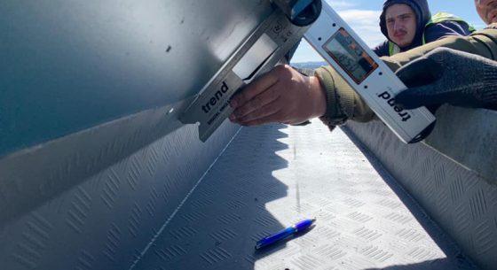Weatherfold Gutter Installation