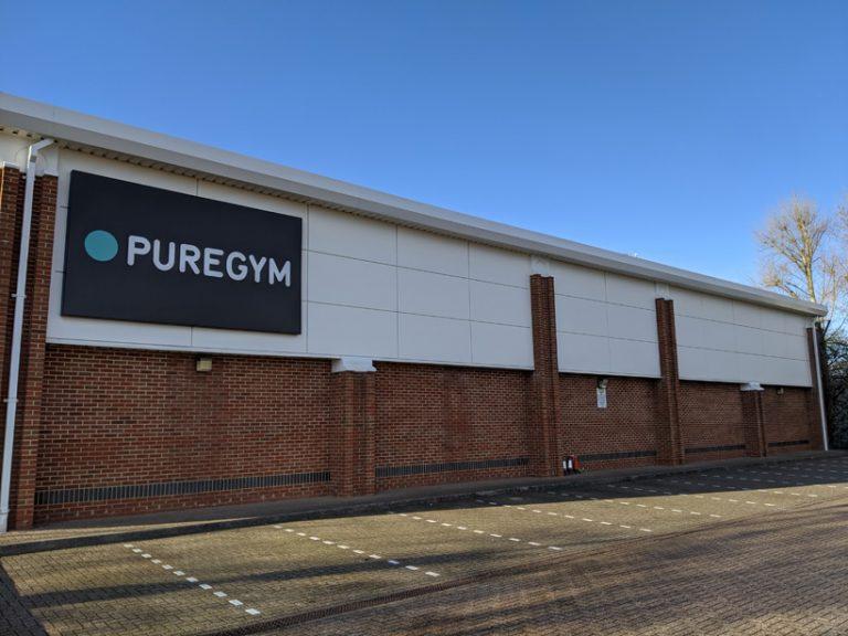 Pure Gym Canterbury Refurbishment