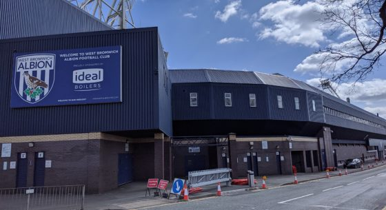 West Bromwich Albion Football Stadium