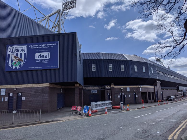 West Bromwich Stadium