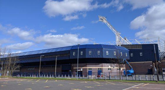 West Bromwich Albion Football Stadium