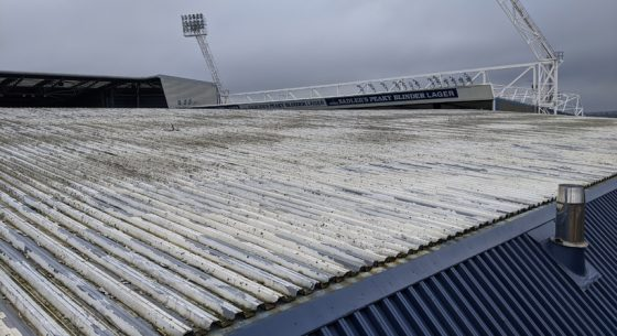 West Bromwich Stadium Before Coating (5)