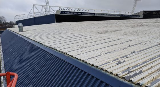 West Bromwich Stadium Before Coating (7)