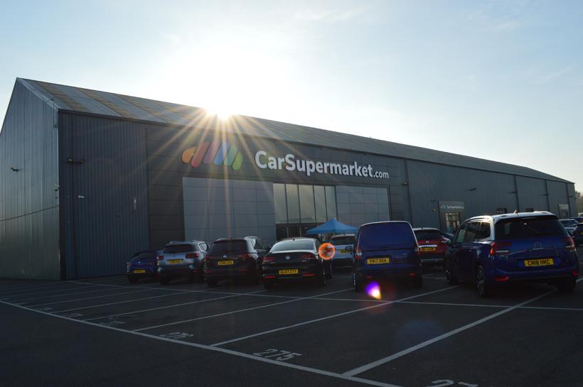 Carsupermarket.com Hull After cladding coating