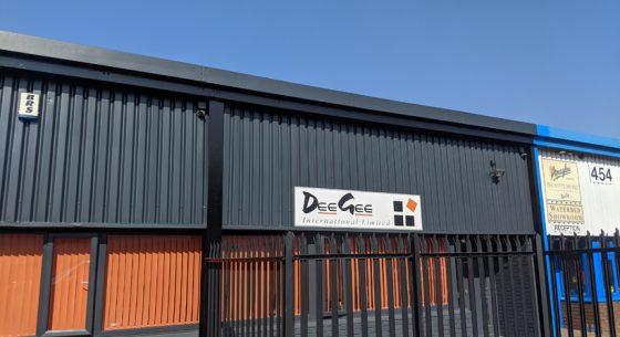 Dee Gee building refurbishment completed