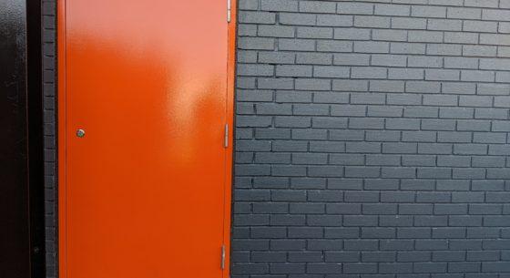 Dee Gee fire door