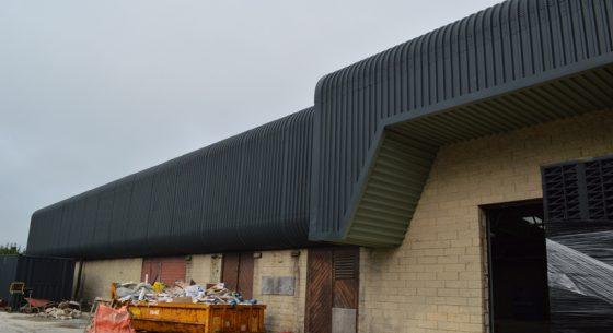 Former Buxton Spring, Buxton after refurbishment