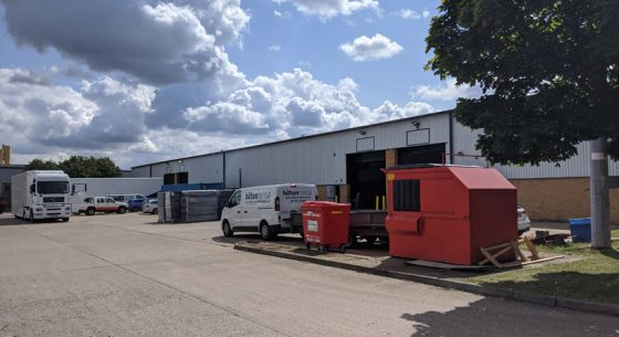 Industrial Units, Corby