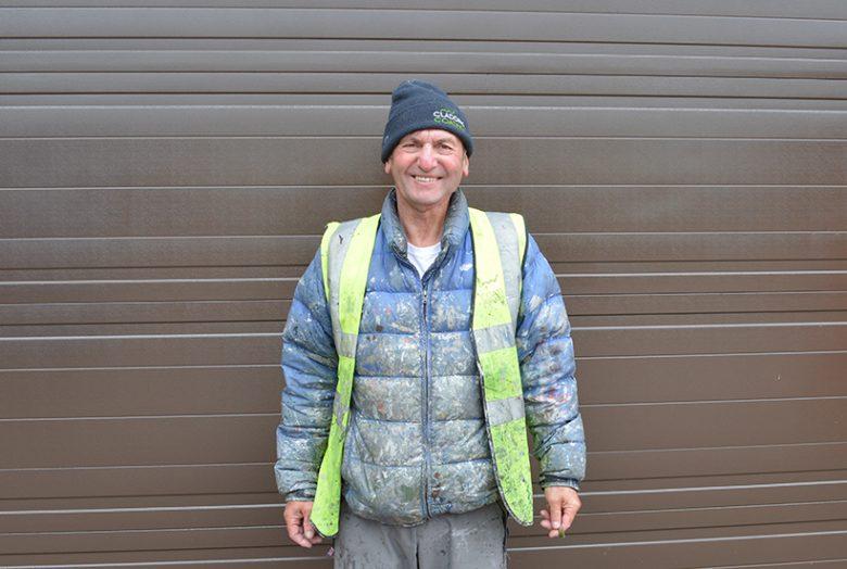 Michael Hallwood Senior