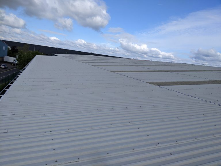 MTS Bardon Hill Roof Project